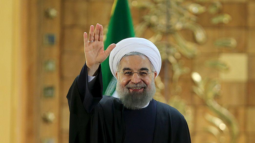 Caen las bolsas del Golfo y el precio del petróleo tras el regreso del petróleo iraní al mercado internacional