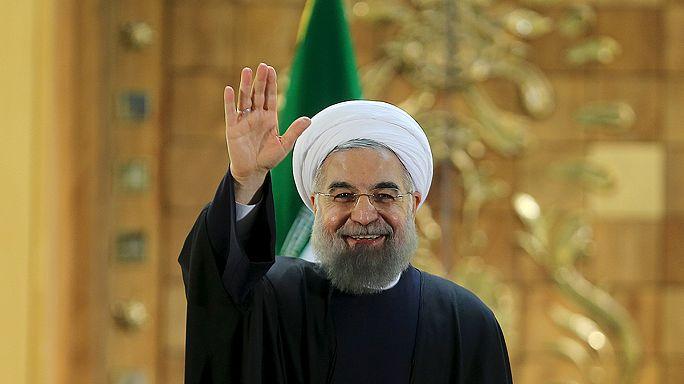 استعدادات للعودة الاقتصادية إلى إيران غداة بدء تنفيذ الاتفاق حول برنامج طهران النووي