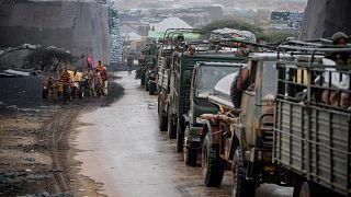 "Somalia: Al Shabaab ""captured"" Kenyan troops"