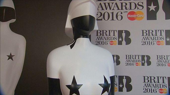 Названы номинанты BRIT Awards