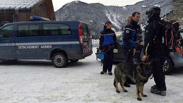 Cinco militares mueren en una avalancha mientras se entrenaban en la estación de Valfréjus, en Saboya