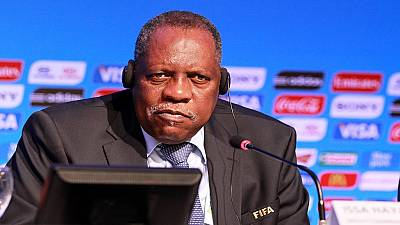 Hayatou stays off FIFA pre-election campaigning