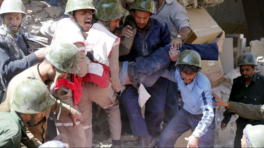 Jemen: Dutzende Opfer nach Luftangriff in Sanaa