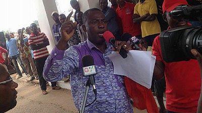 Teachers' union in Ghana strike over salary discrepancies