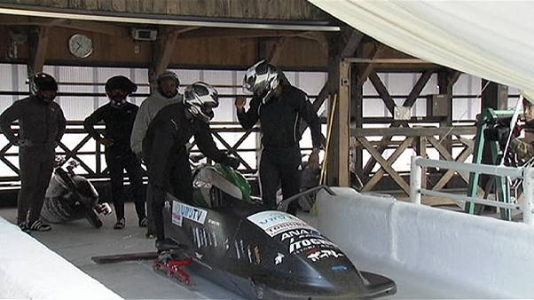 2018 Winter Olympics: Japanese group donate bobsleigh to Jamaica