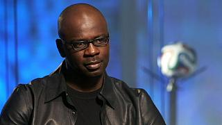 Former French footballer Thuram tackles racism in new cartoon book