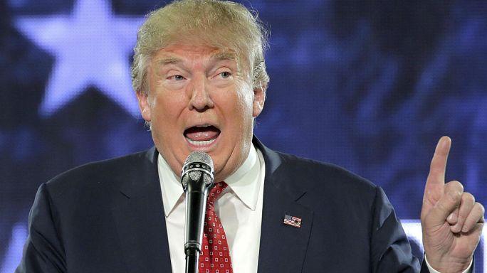 Nagy-Britannia: félmillió aláírás Donald Trump kitiltása mellett