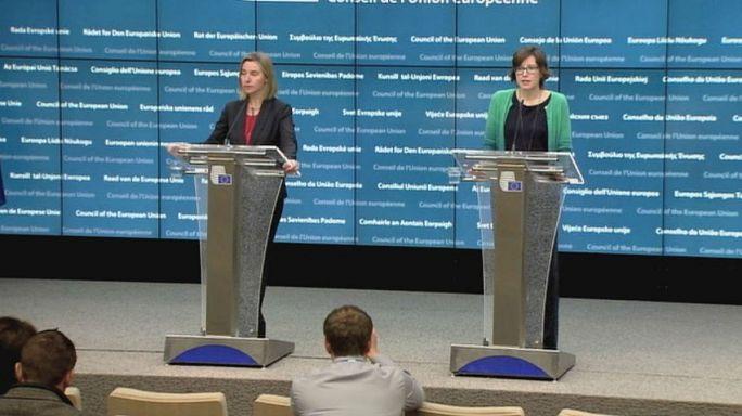 EU's Mogherini urges world powers to broker Syria peace deal at Geneva talks