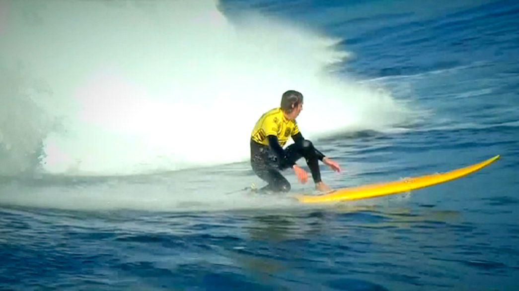 Покорить 9-метровую волну