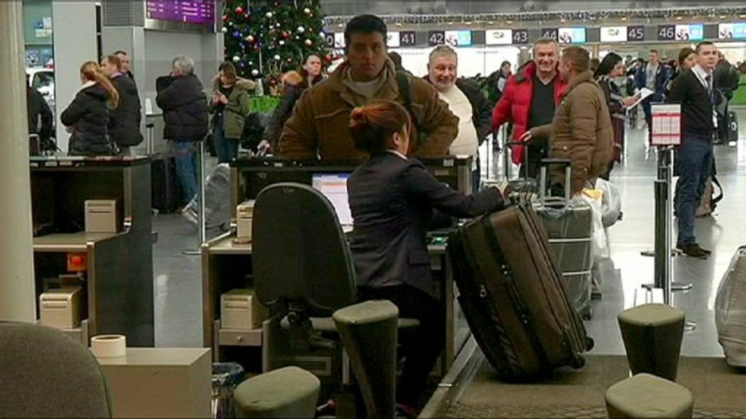 "Ucraina, Black Energy: trojan ""russo"" in aeroporto"