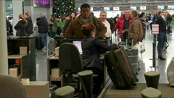 اوکراین روسیه را متهم به حمله سایبری به فرودگاه کی یف کرد