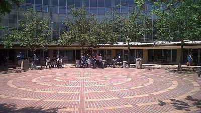 Les prestataires de services universitaires manifestent en Afrique du Sud