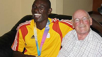 O'Connell highlights challenges in Kenya's athletics