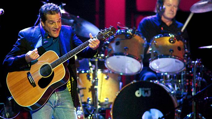Eagles guitarist and co-founder Glenn Frey dies aged 67