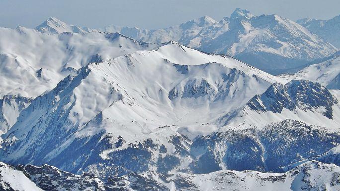 Альпы: легионеры погибли под лавиной снега