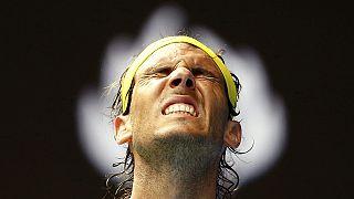 Tennis: Rafa Nadal eliminato al primo turno degli Open d'Australia da Fernando Verdasco ( 7-6, 4-6, 3-6, 7-6, 6-2)