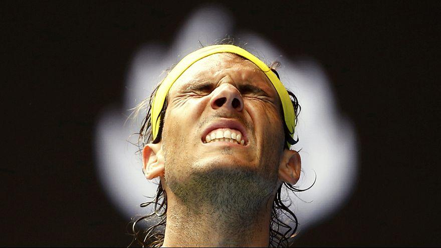 Open d'Australie : Nadal éliminé au premier tour par Verdasco
