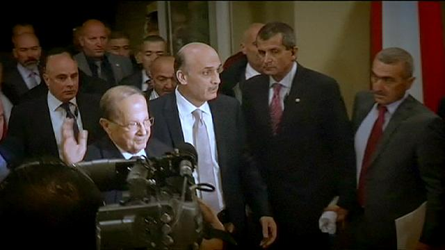 Lübnan'ın 20 aydır süren cumhurbaşkanlığı krizinde önemli gelişme