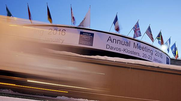 Star studded cast heading to Davos this year
