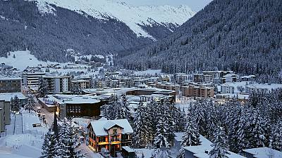 [Live] Robots, terrorism and inequality: leaders discuss world issues at Davos