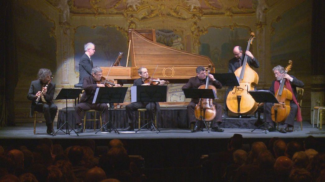 Valletta succombe à la musique baroque