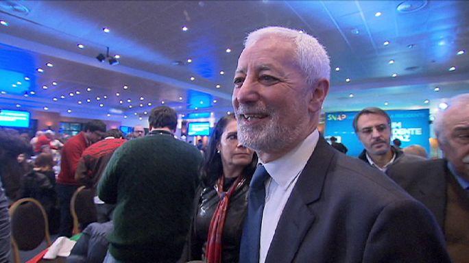 Portekiz'in bağımsız Cumhurbaşkanı adayı: Sampaio da Novoa