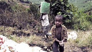 DR Congo mines on the spotlight over use of child labour