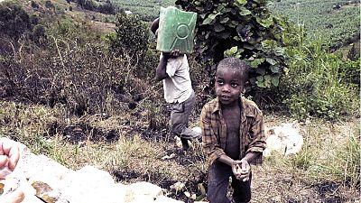 RDC : des enfants utilisés dans les mines