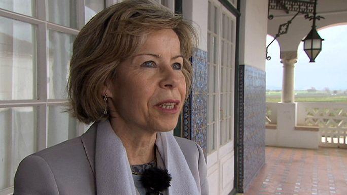 Maria de Belem: ''Ülkedeki sosyal adalet her şeyden daha önemli''