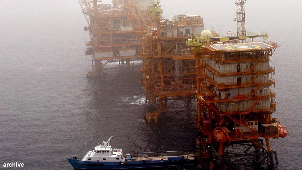 Irán anuncia un importante aumento de su producción de petróleo tras el levantamiento de las sanciones