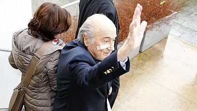 Blatter toujours payé par la FIFA