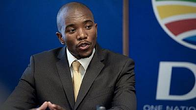 South Africa: Opposition leader condemns racism