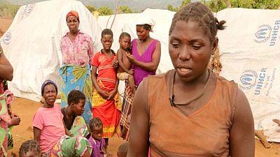 Plus de 1000 réfugiés fuient le Mozambique