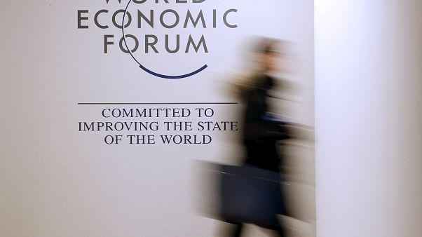 Máxima seguridad en un Foro de Davos que llega en plenas turbulencias financieras