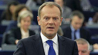 """Europa tem """"dois meses"""" para controlar a crise migratória (Tusk)"""