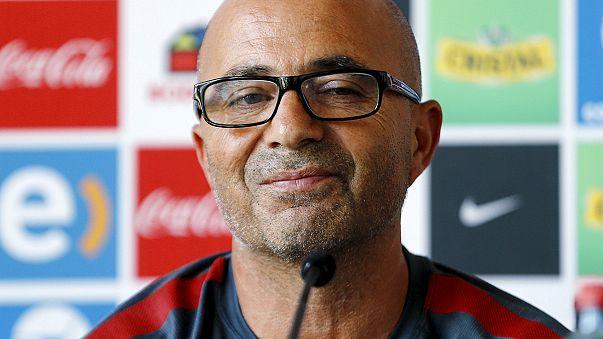 Nationaltrainer Jorge Sampaoli verlässt Südamerika-Meister Chile