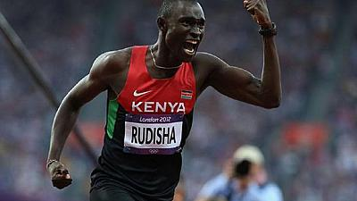 Kenyan David Rudisha set to make history at Rio 2016