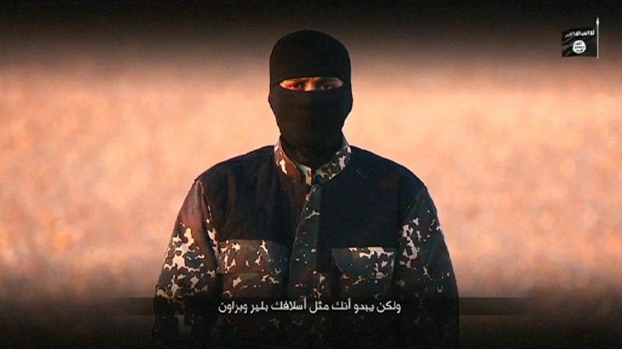 Az Iszlám Állam hóhéra november óta halott