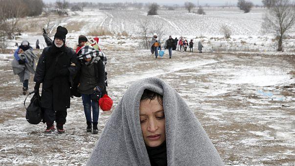 Trotz Hungerstreik: Norwegen schickt Asylsuchende zurück nach Russland