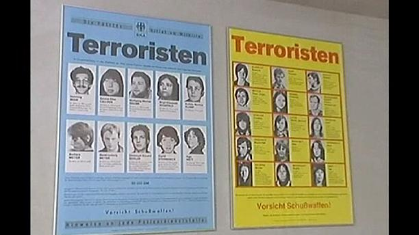 Ex-leftist German radicals' DNA found after failed robbery
