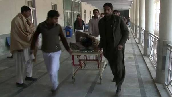 """Taliban calls attack on university in NW Pakistan which left 30 dead """"un-Islamic"""""""