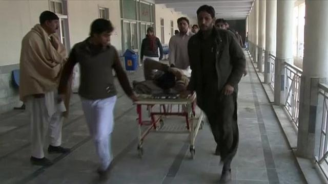 "Taliban calls attack on university in NW Pakistan which left 30 dead ""un-Islamic"""