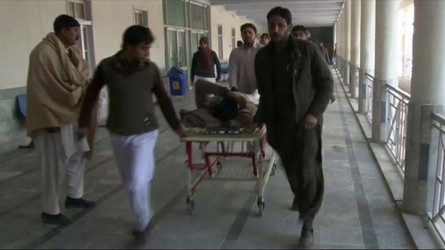 """Über 20 Tote bei Talibanangriff in Pakistan: """"Es herrschte große Panik"""""""