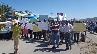 Haïti : les manifestants demandent l'annulation du scrutin de dimanche prochain