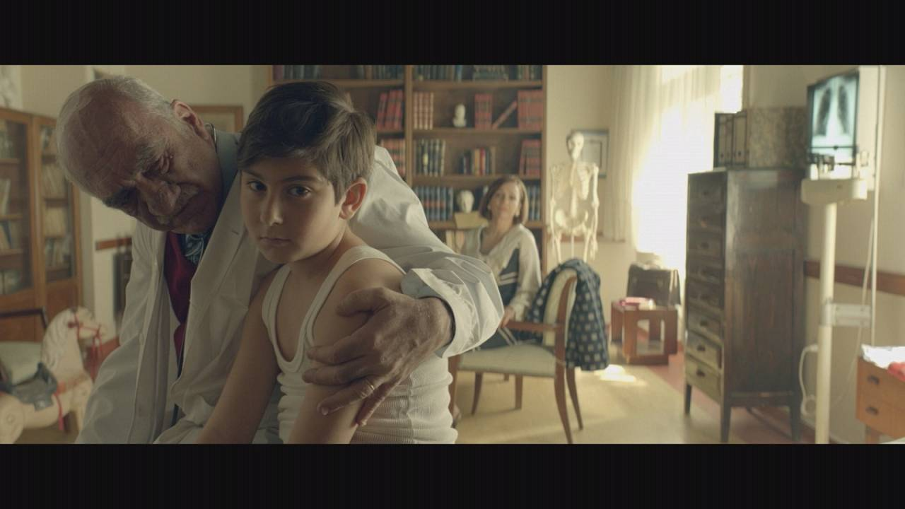 المخرج اليوناني تاسوس بولميتيس يحقق أحلامه في فيلمه الجديد