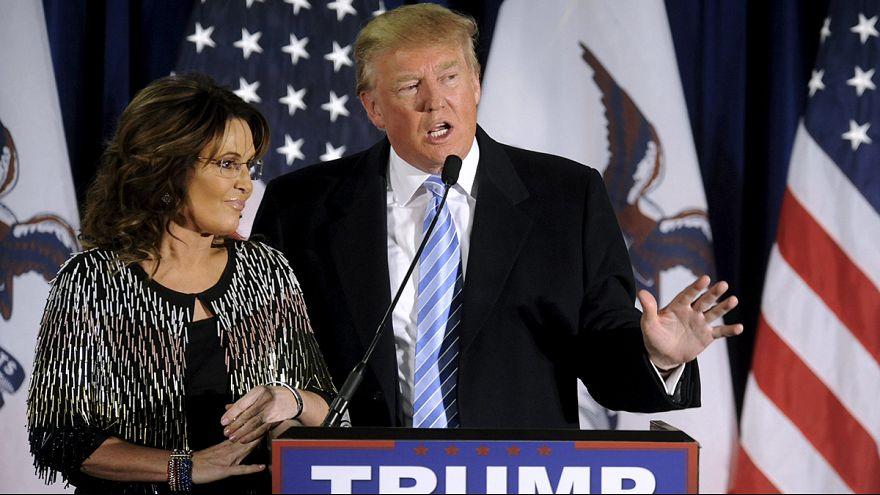 """""""Kick ISIS ass"""": Palin stellt sich im US-Wahlkampf hinter Trump"""
