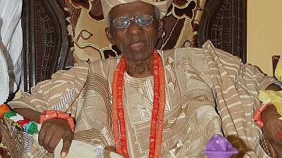 Nigeria's Revered King Olubadan of Ibadan dies at 101