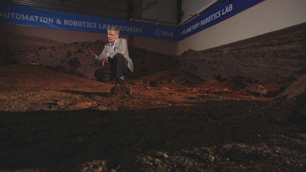 إستكشاف المريخ