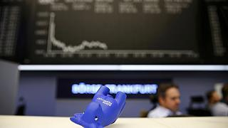 Las bolsas europeas pierden un 3%, con un petróleo entre los 26 y 27 dólares