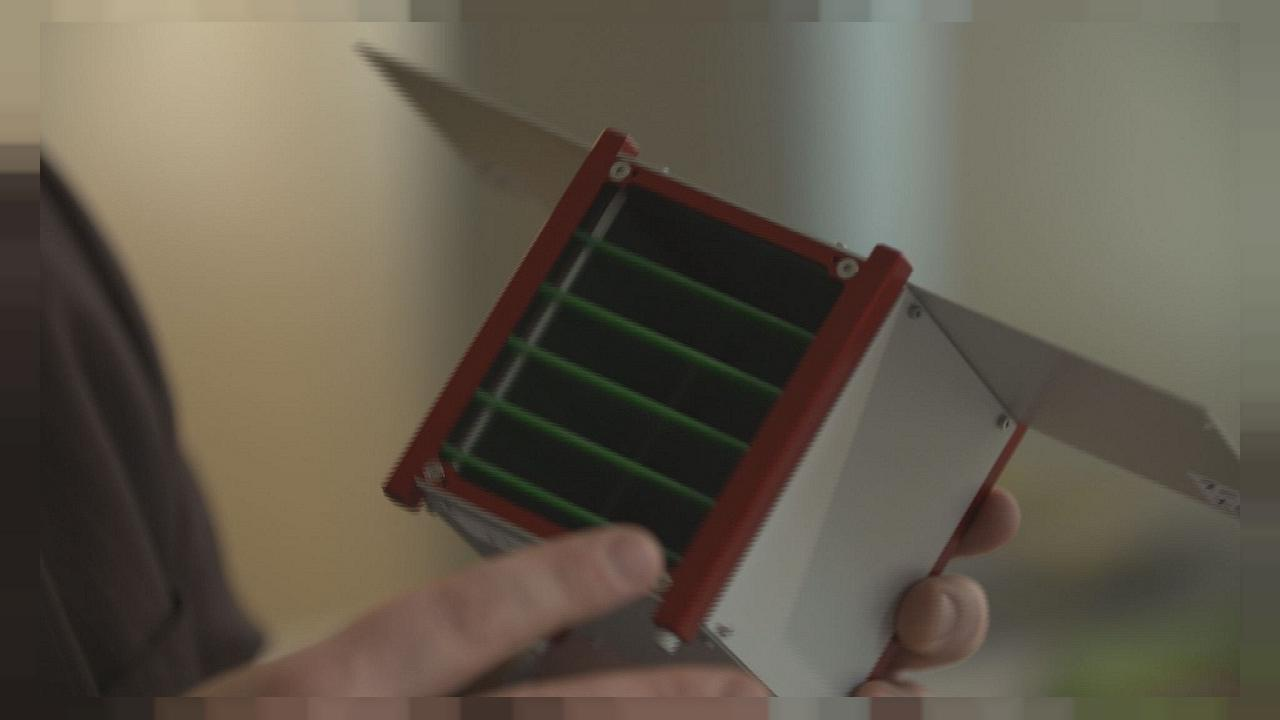 Scientists predict big things for the tiny CubeSat: 'a satellite in a shoe box'